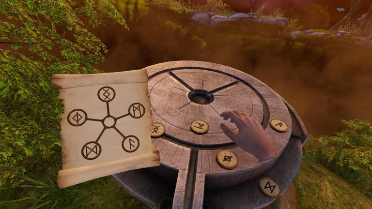 Elven Love puzzle solving